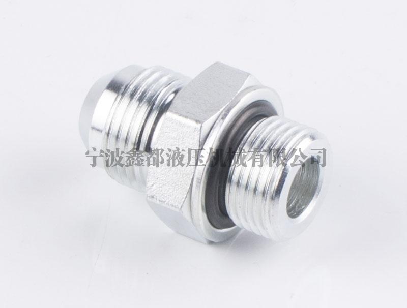 1JHJIC 外螺纹74°外锥 /公制外螺纹可调向柱端轻系列 ISO 6149-3