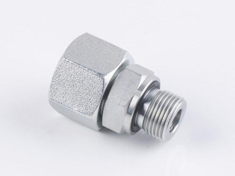 2BC-WD 英管螺纹胶垫密封柱端