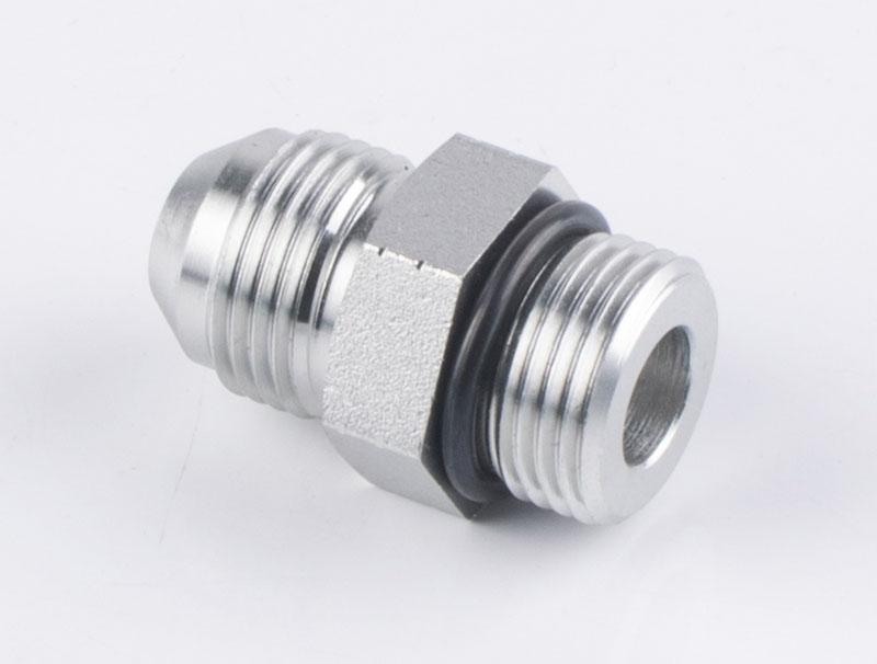 1JO美制 JIC 外螺纹74°外锥 / SAE外螺纹带O形圈轻系列ISO 11926-3