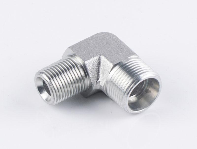 1CT9-SP/1DT9-SP 90° 弯英锥管外螺纹
